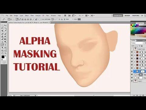 Vector Vexel Tutorial - Part1 (Alpha Masking) - YouTube
