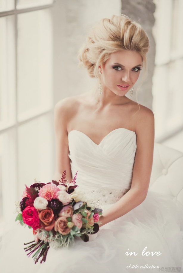 gorgeous wedding hairstyle inspiration