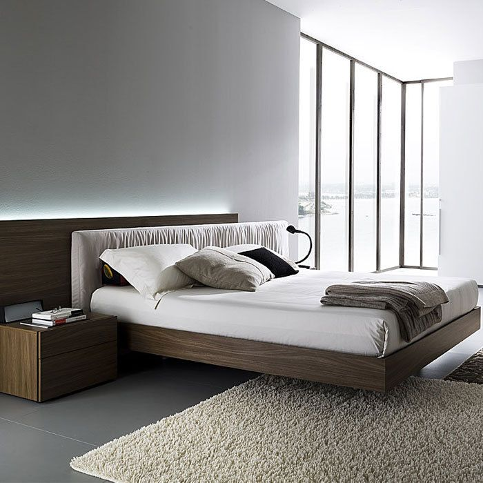 Simple Modern Bedroom Design Unique So Clean & Simple Styl  Pinterest  Bedrooms Bed Room And Design Inspiration