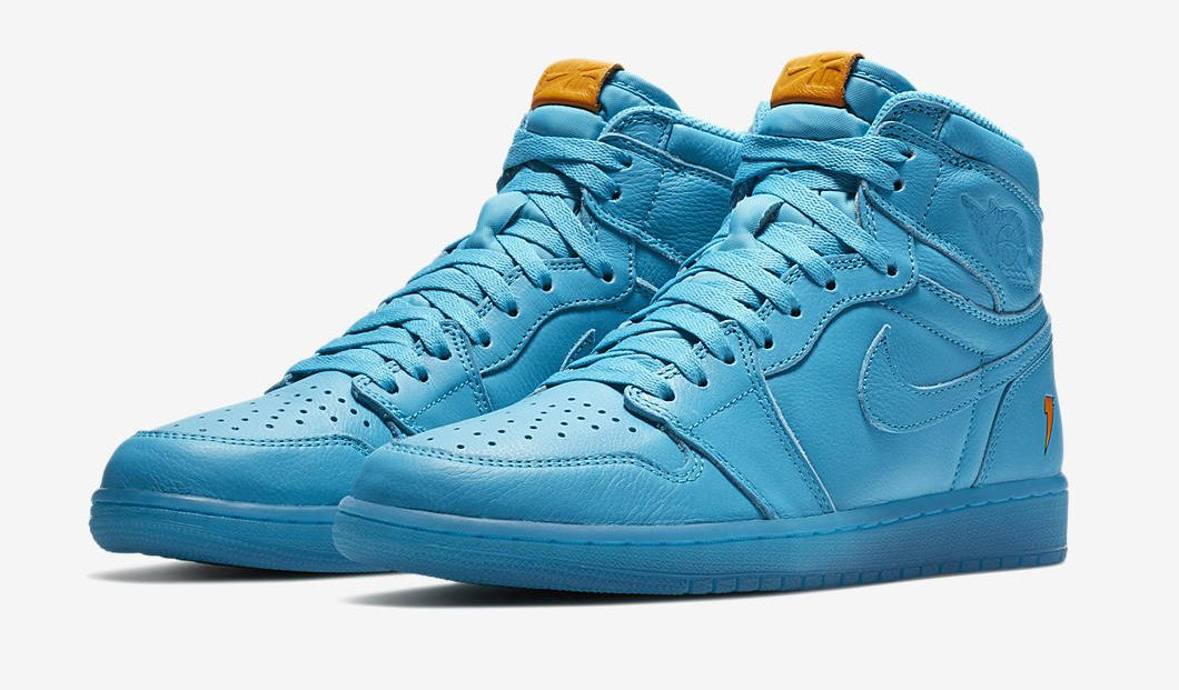 Official Images: Air Jordan 1 Gatorade Blue Lagoon