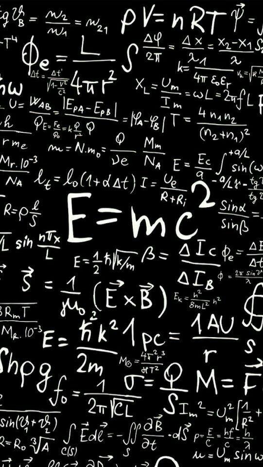 Um Wallpaper Estilo Albert Einstein Para Aqueles Genios