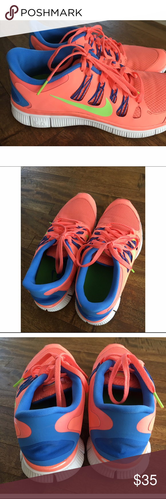 f39c627d7bcd9 Nike competitor woman s running shoes size 10 Nike running competitor shoes  Women s Size 10 Pre owned