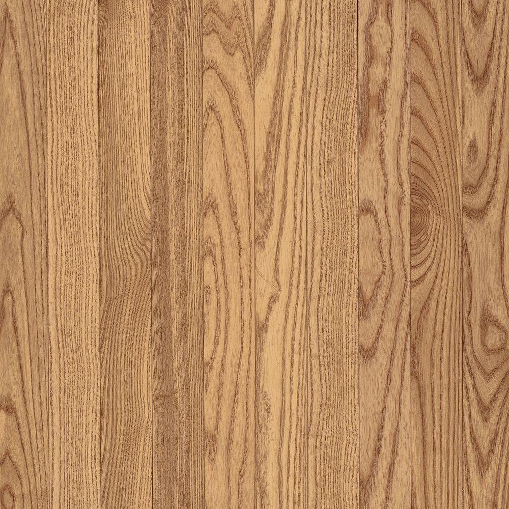Bruce American Originals Natural Oak 3 8 In T X 5 In W X Varying