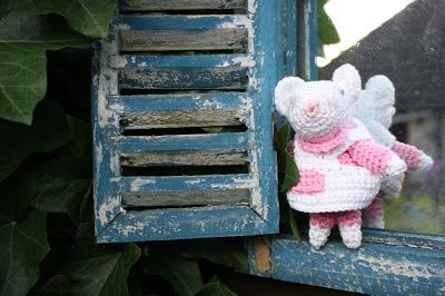 Busy Bessy Creatief: CAL muis, free pattern