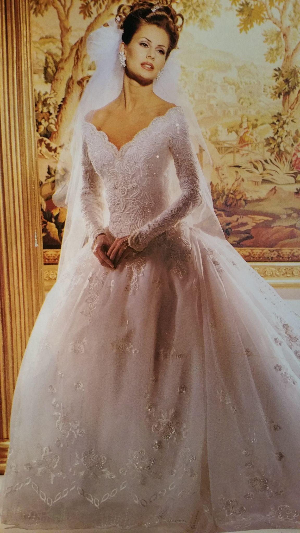 Demetrios 1995 Demetrios Wedding Gowns Wedding Dresses Bridal