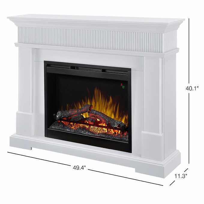 Woodridge 49 5 Mantel Electric Fireplace Electric Fireplace