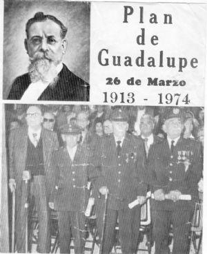 Venustiano Carranza, que había sido gobernador durante el ...