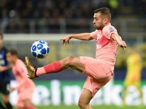 Jordi Alba: 'I am disappointed with Barcelona'
