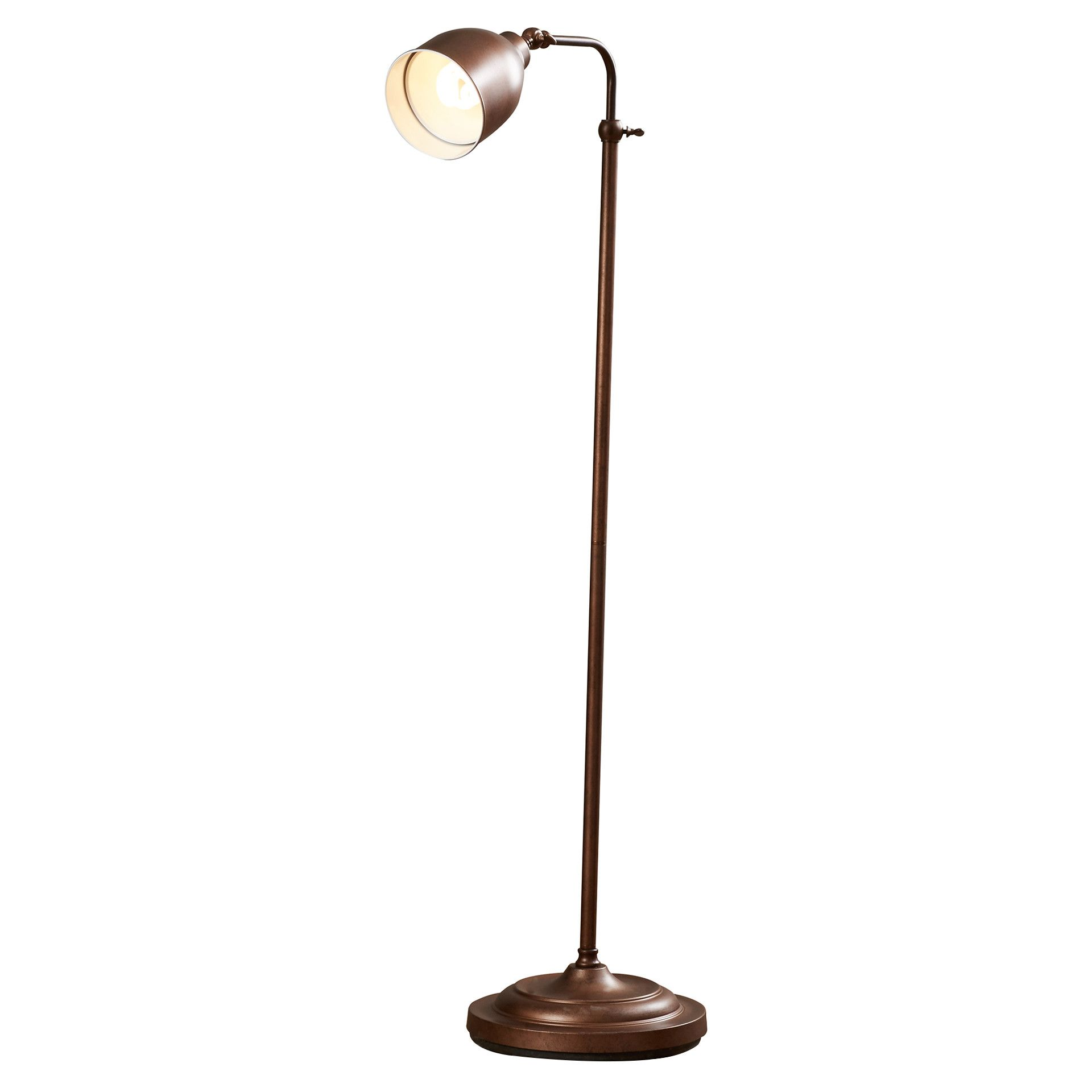 """62"""" Arched Floor Lamp"""