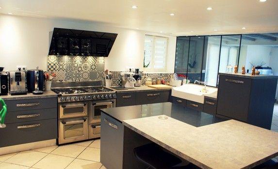 renovation hotte cuisine