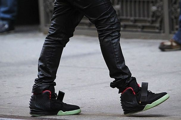 The Kanye West Nike Sneakers Look Like Weird Shoe Dragons Air Yeezy 2 Air Yeezy Yeezy 2