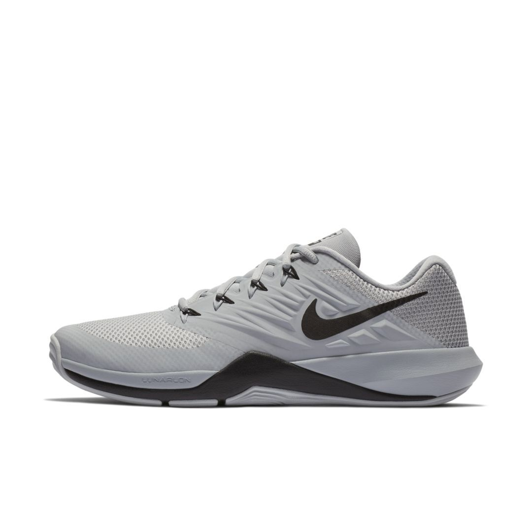 info for 6604e 4da79 Nike Lunar Prime Iron II Men s Gym Training Walking Shoe Size 9 (Wolf Grey)