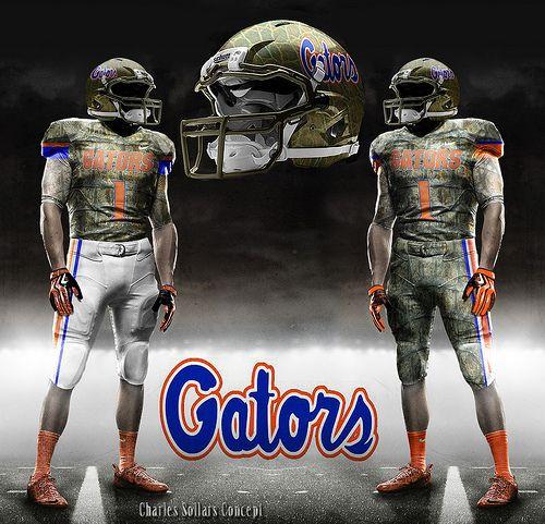 more photos f941b bacd6 gator gator | Charles Sollars Concept | Florida gators ...
