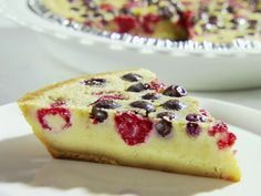 Get this all-star, easy-to-follow Berry Custard Pie recipe from Sandra Lee