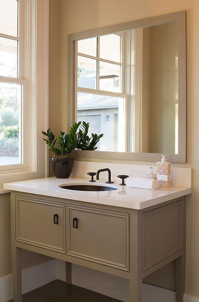 Powder Room Cabinet Ideas Powder Room Vanity Cabinet Powderroom