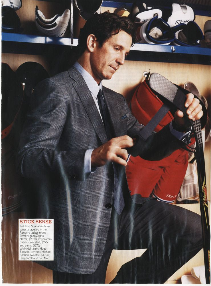 Shanny Is All Dressed Up To Tape His Stick Red Wings Hockey Red Wings Detroit Red Wings