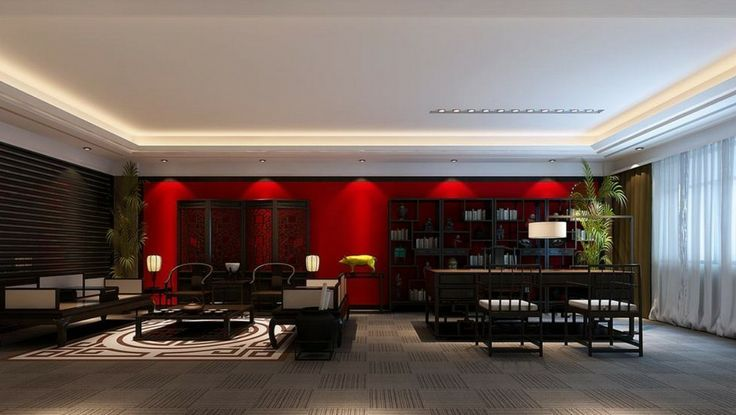 Modern ceo office interior design google search office for Luxury office interior