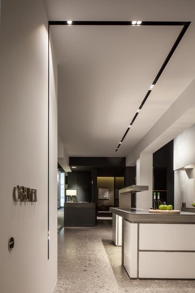 Obumex at Biennale Interieur 2012 Kortrijk. NTS: recessed lighting  5 HOUSE ...