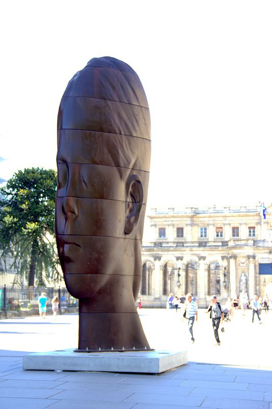 Jaume Plensa - Paula | Flickr - Photo Sharing!