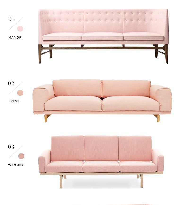 Peachy Blush Sofa Inspiration For More Information Please Theyellowbook Wood Chair Design Ideas Theyellowbookinfo