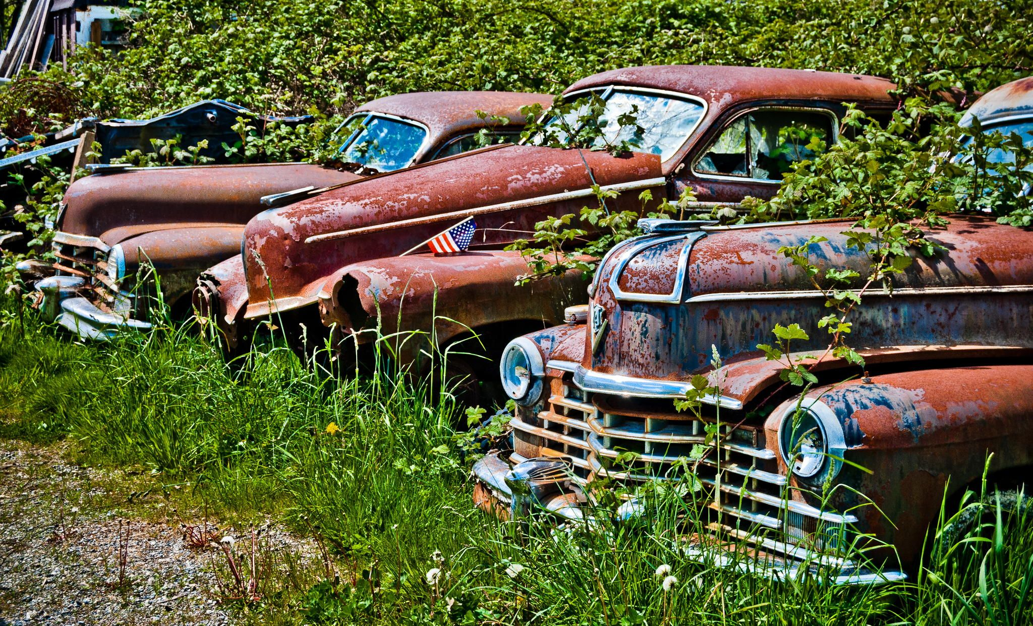 Cadillacs at Rust by Steve Tosterud on 500px