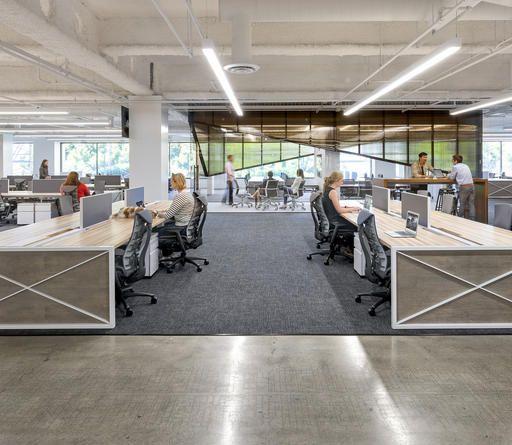 Uber headquarters san francisco ca architect studio o for Office design san francisco