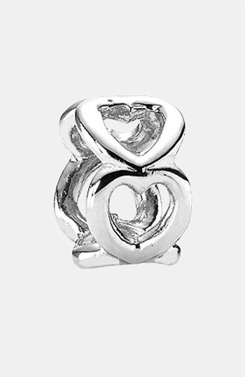 b558edc08 PANDORA Open Heart Spacer Charm available at #Nordstrom ...