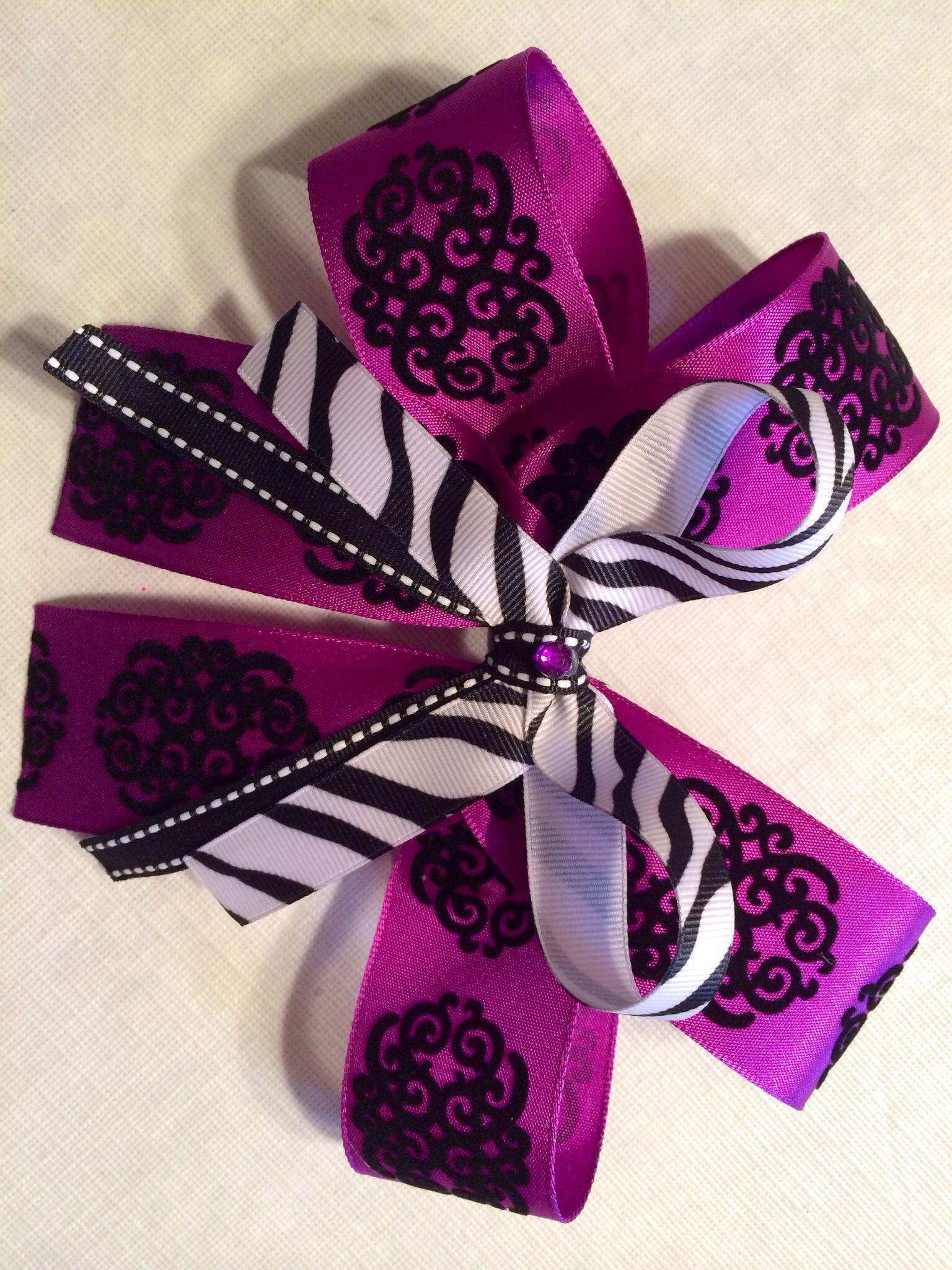 Diy hair bow bow hair accessories diy hair bows