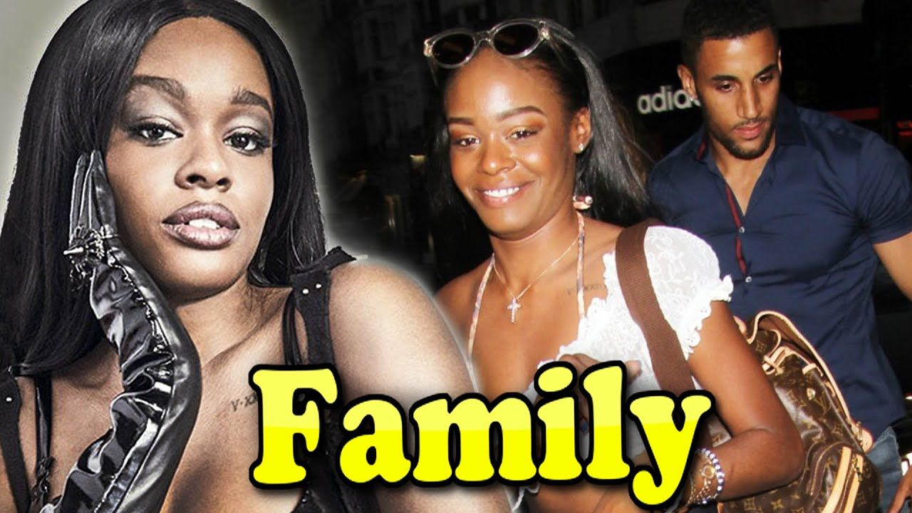 Azealia Banks Family With Parents and Boyfriend 2020 | Azealia banks,  Celebrity couples, American rappers