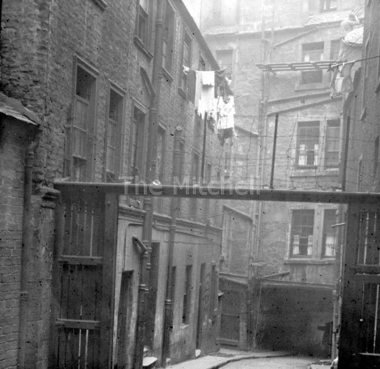 10 George Street, Glasgow Slum, Where My Nan Was Born In