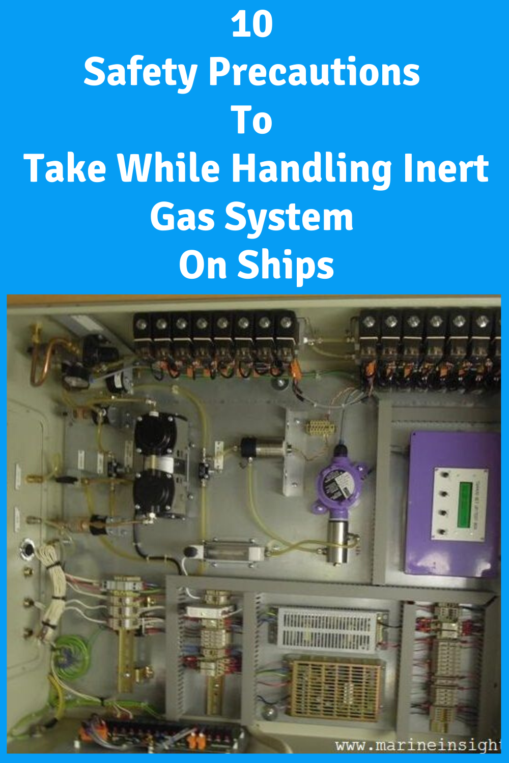 10 Safety Precautions To Take While Handling Inert Gas