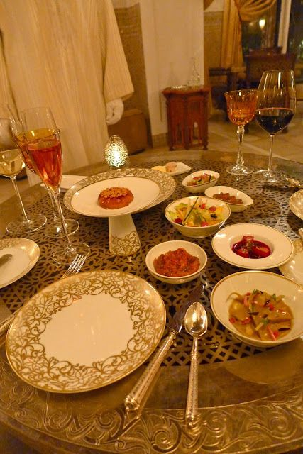 Travel : La Grande Table Marocaine Restaurant At The Royal Mansour Hotel  Marrakech, By Yannick Alléno | Moroccan Deluxe Collection