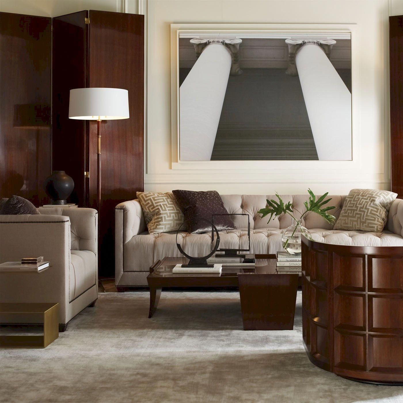 THE THOMAS PHEASANT COLLECTION - Baker Furniture, Suite 60 ...