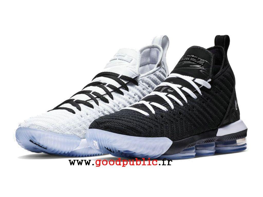 prix compétitif 34fb6 3d2b2 2019 Nouveau Nike LeBron 16 Chaussures De BasketBall Pas ...
