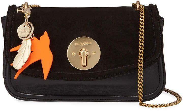 See by Chloe Lois Medium Studded Chain Shoulder Bag #seebychloe