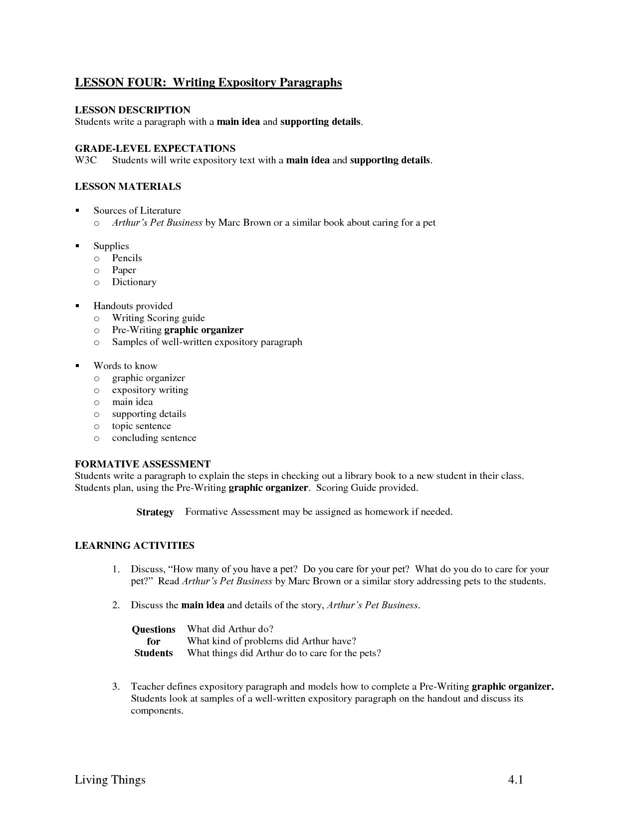 30 Grade 7 Worksheets 2 Edea Smith