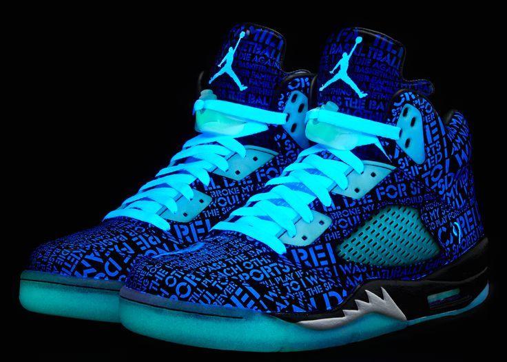 blue jordans shoes for boys