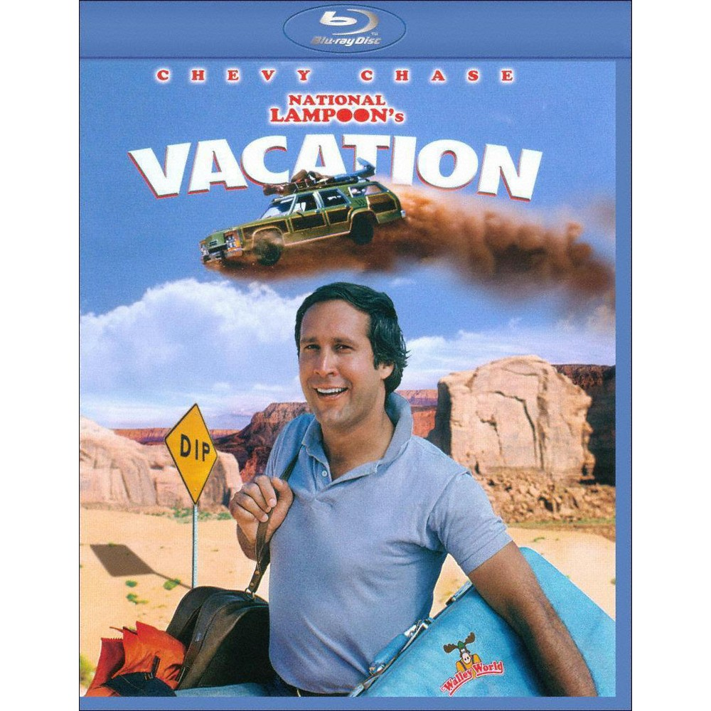 Calm And Cool In Chevy Chase In 2019: National Lampoon's Vacation (Blu-ray) In 2019