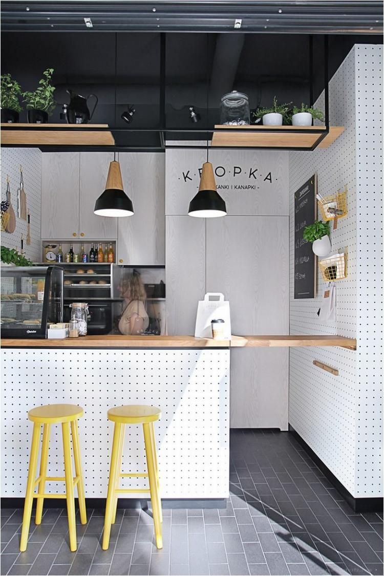Attractive Small Coffee Shop Design & 50 Best Decor Ideas ...