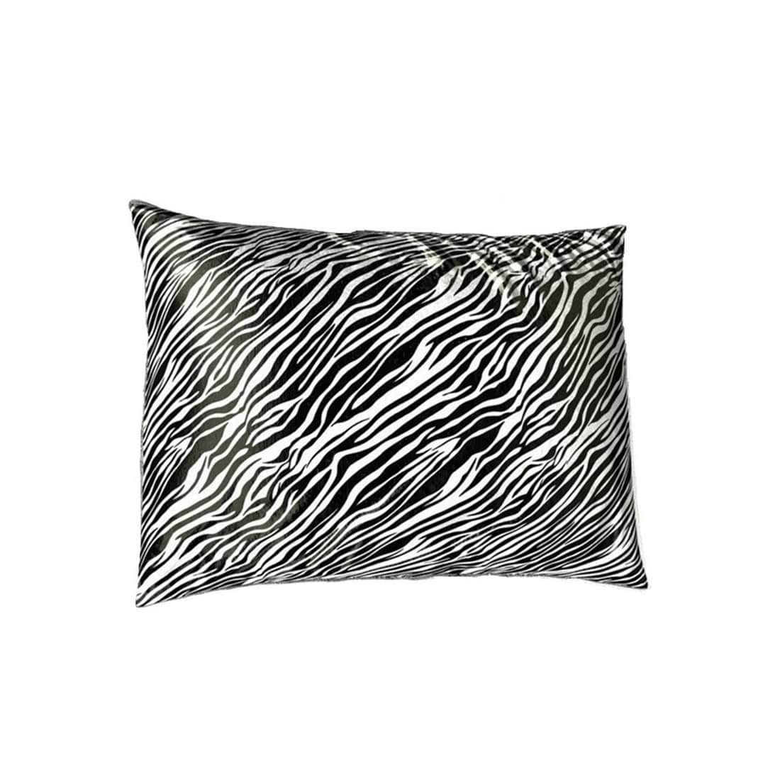 Satin Pillowcases With Zipper Sweet Dreams Silky Satin Pillow Case With Hidden Zipper Solid