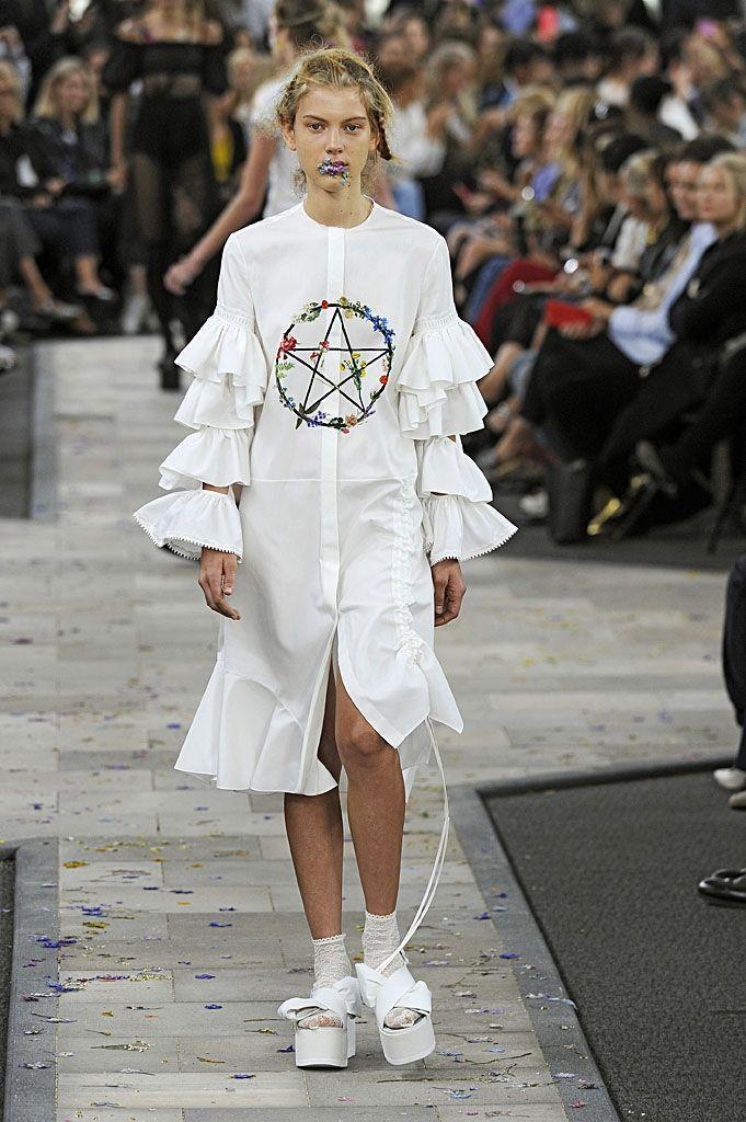 London Fashion Week - Preen by Thornton Bregazzi