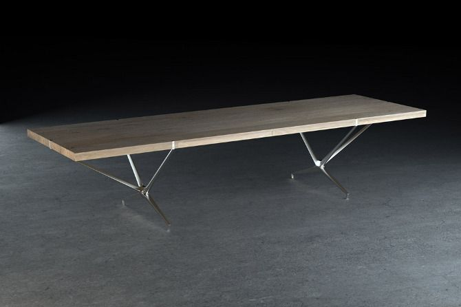 Tierney Haines - Clasp Table