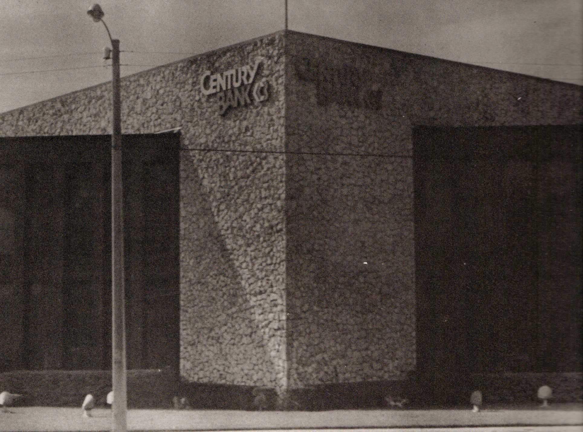 Century Bank, 601 Reid Street, Palatka, in 1981. This