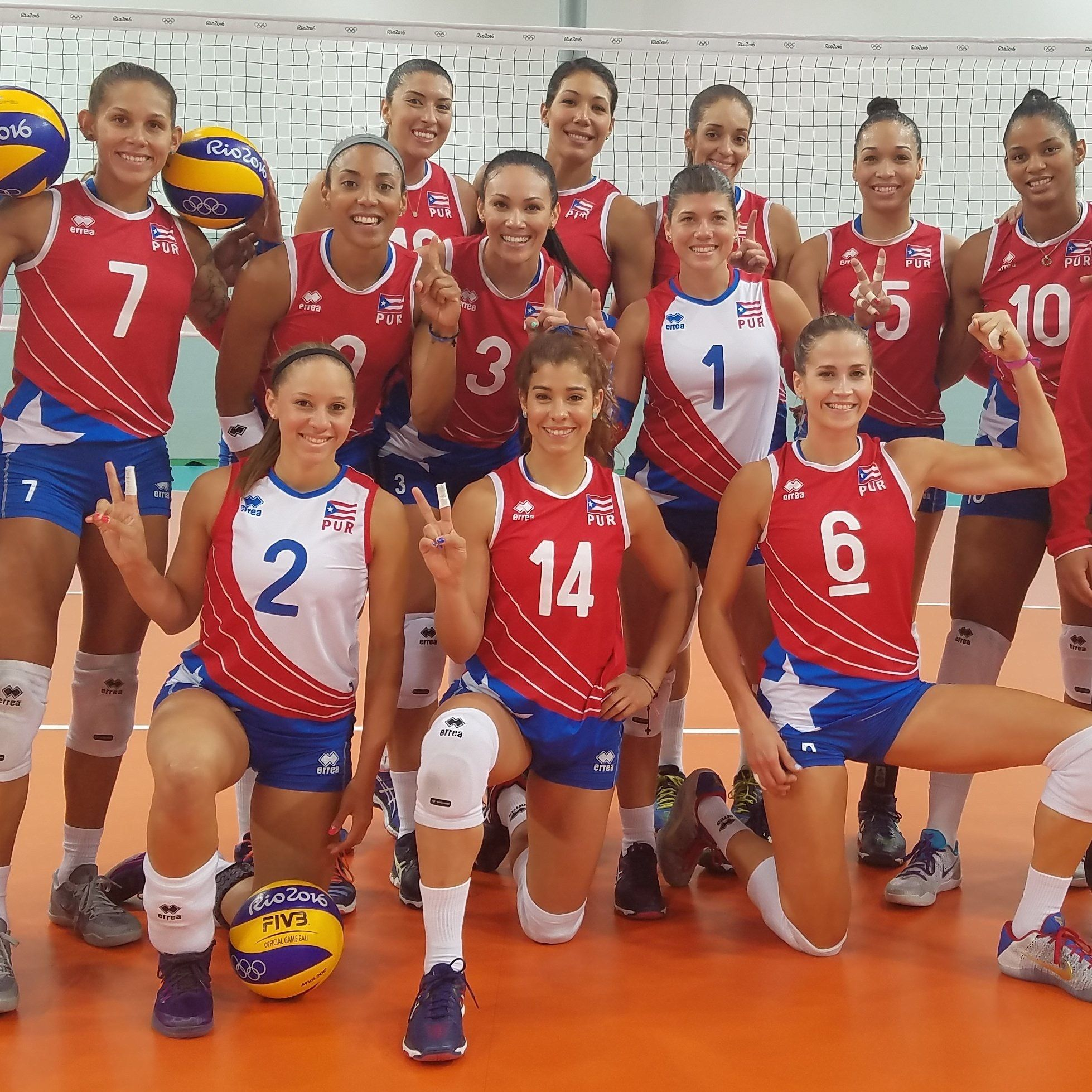 Puerto Rico Volleyball Team Female Volleyball Players Volleyball Team Volleyball Players