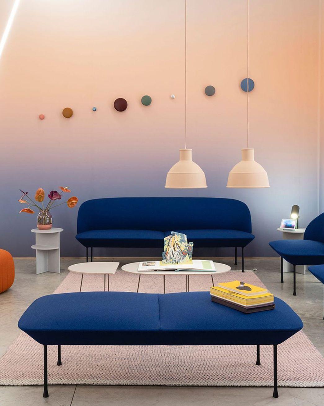 Oslo By Muuto Design By Anderssen Voll The Oslo Sofa Family Unites Geometric Lines With A Nel 2020 Salotti Scandinavi Idee Per Decorare La Casa Arredamento Di Lusso