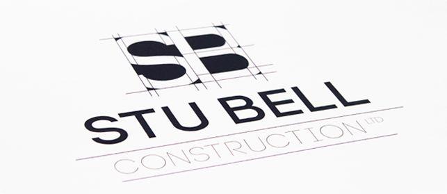Stu Bell Construction Logo