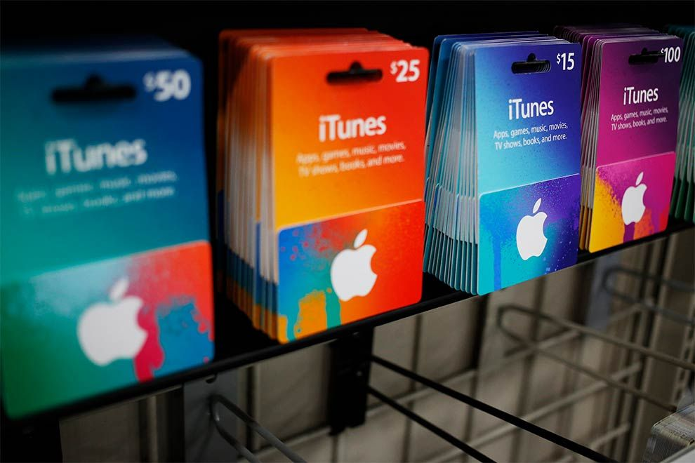 Apple offers a new discount to users who add money to the