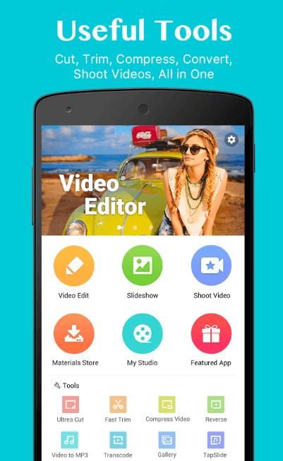 4 Aplikasi Edit Video VLOG Terbaik di HP Android (DOWNLOAD