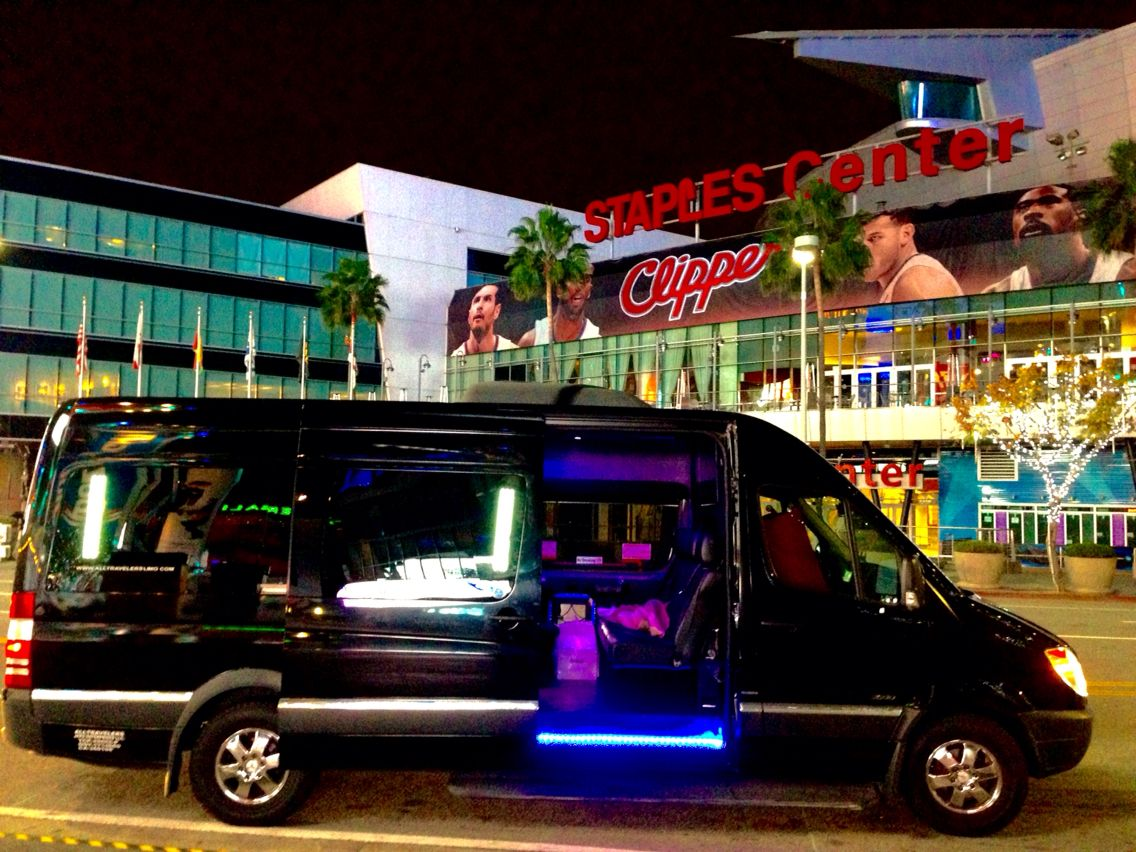 Affordable Concert Mercedes Sprinter Limo Service In Los Angeles Orange County Or Riverside Call