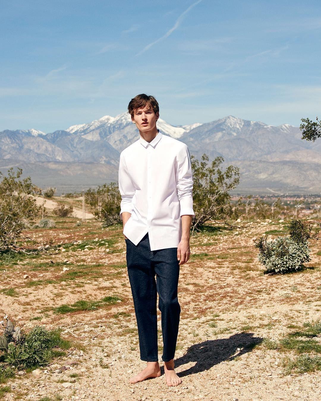 Crisp, lightweight cotton for spring…  Link in bio #cosstores